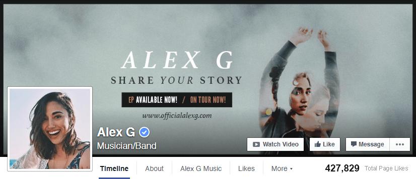 Alex-G